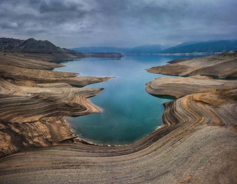 кавказ Чиркейское водохранилище. Дагестан.photo preview