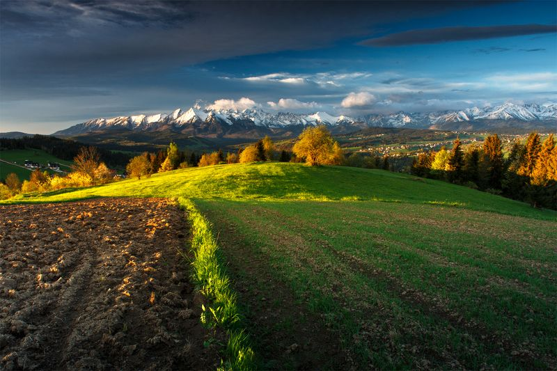 tatras, tatry, canon, rydzewski,landscape, moring, mountains spring, spring landscape, poland, polska, 6d, Tatry Polskiephoto preview