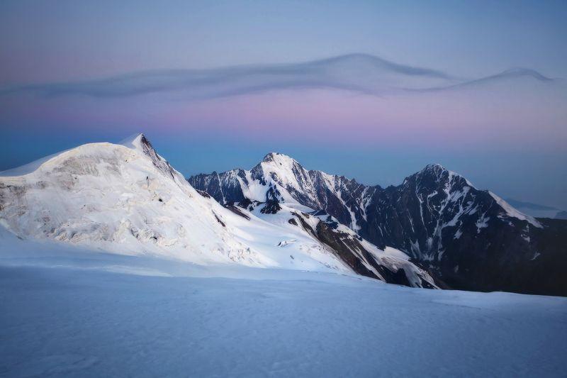 казбек, кавказ, горы, утро, mountains Кавказphoto preview