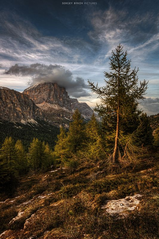 dolomiti, dolomites, photography, mood, blue, silence, rocks, cluouds, alps, wbpa, nature, beautiful, stunning, landscape, wood photo preview