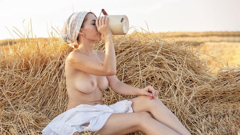 Барышня-крестьянка 2016photo preview