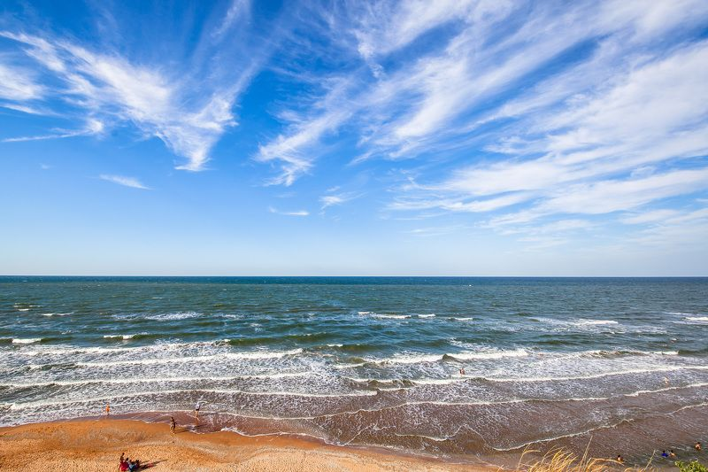Море, облака У моряphoto preview