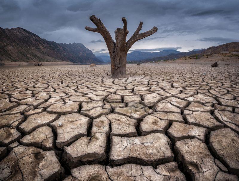 дагестан, , кавказ Апокалиптичный пейзажphoto preview