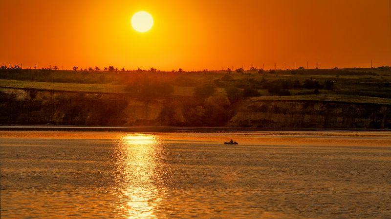 Лето, Волга...photo preview