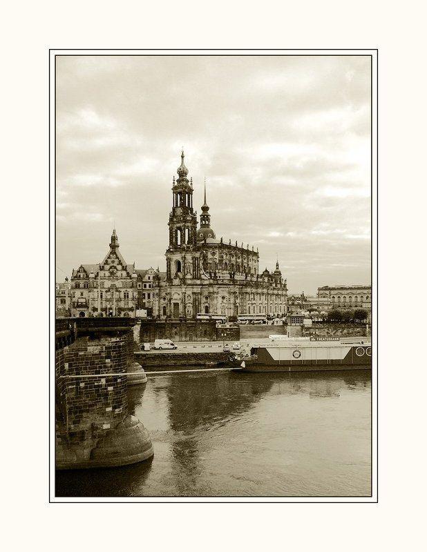 Открытка о Дрезденеphoto preview