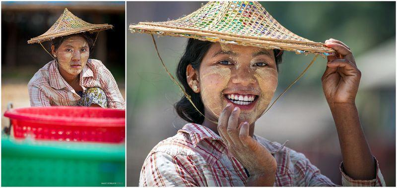 Бирма, Мьянма, Нгапали Мьянма. Лица #12-13photo preview