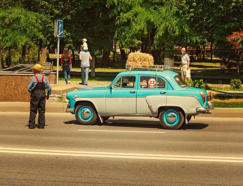Выставка ретро автомобилей фото превью