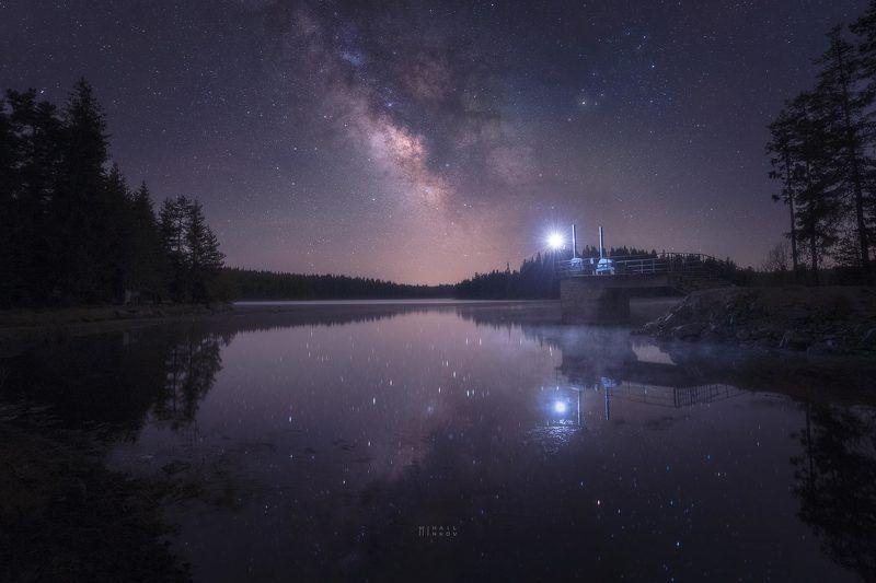 Calm nightphoto preview
