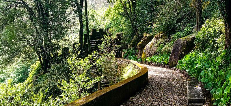 Landscapes, Nature,  Castel of Moorish - Sintraphoto preview