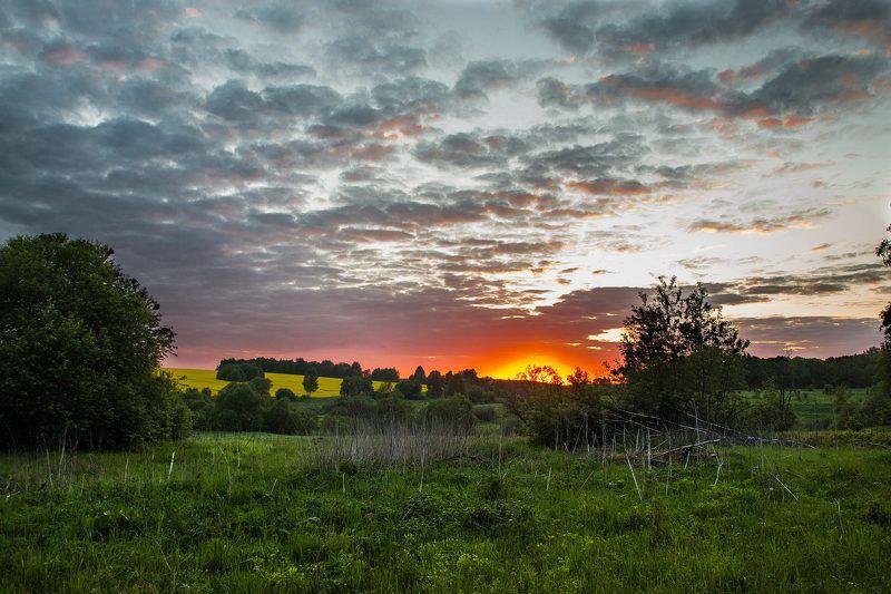 Закатное небоphoto preview