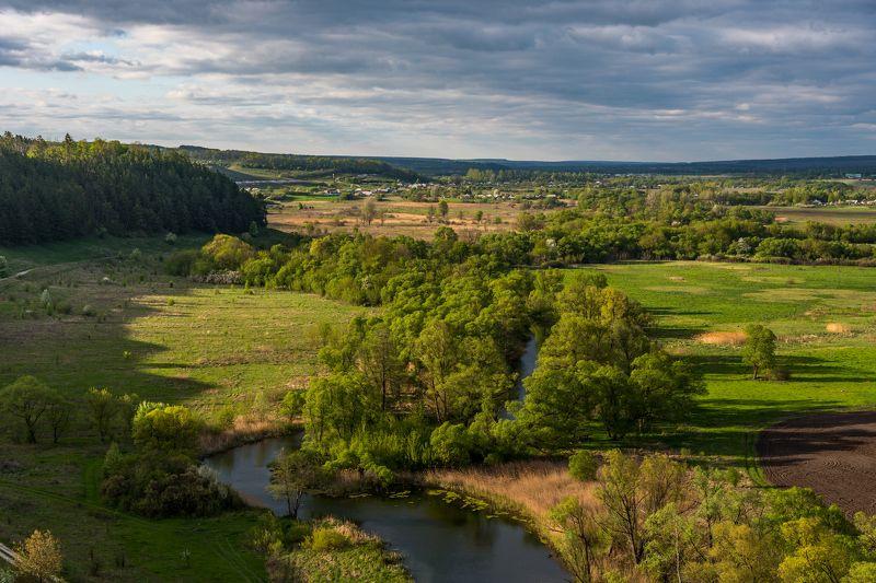 крапивенское городище, река корень Река Кореньphoto preview