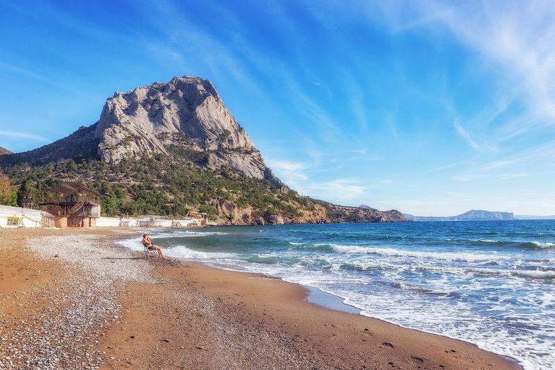 крым, пляжи Пляжи ждутphoto preview
