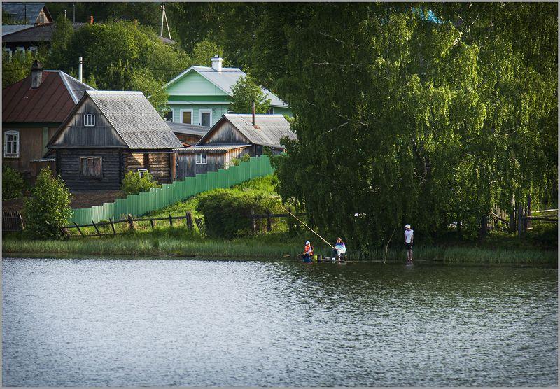 Дачное лето. фото превью