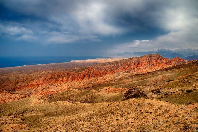 кыргызстан, горы Песни об Иссык-Кулеphoto preview