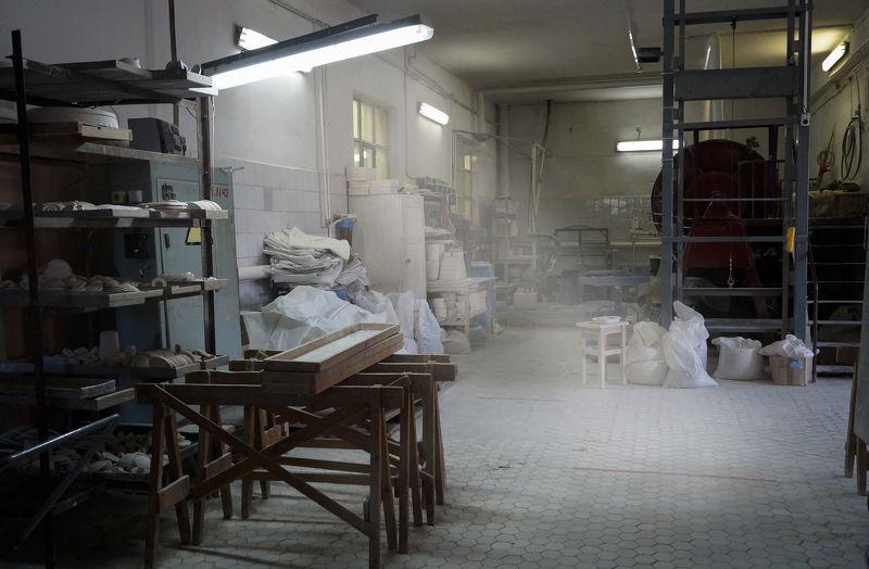 Завод  по изготовлению Гжелиphoto preview