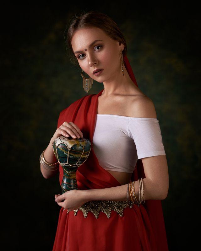 pyzhikphoto, портрет, классика, классический портрет, портрет девушки, женский портрет, portrait, classic, art, красавица Катяphoto preview