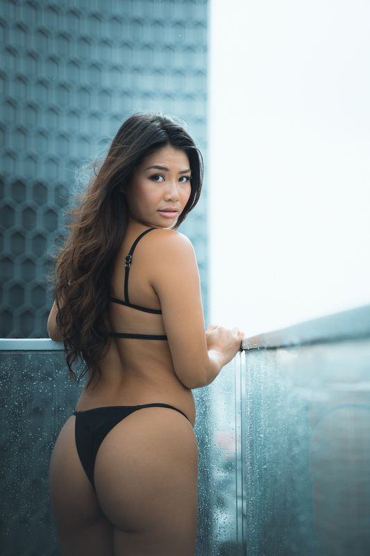 portrait, bikini, asian, girl, beautiful, portrait Asianphoto preview