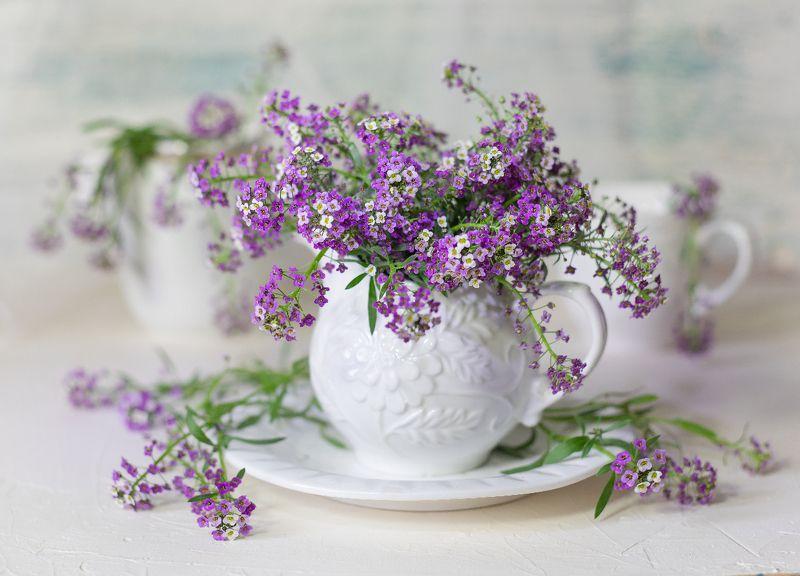 натюрморт, цветы Букетик осеннийphoto preview