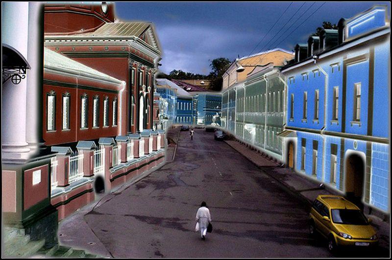 Москва-Нью-Йорк 20 лет спустяphoto preview
