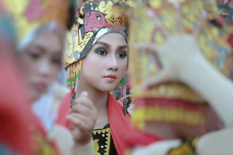 Penari Gandrung banyuwangiphoto preview