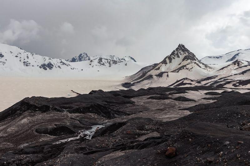 горы, альпинизм, кавказ, ледники lone rock....photo preview