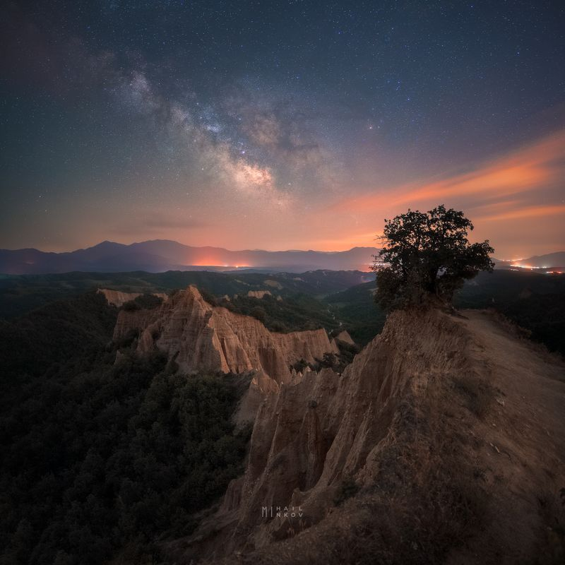 Rojen sand pyramids, Melnik, Bulgariaphoto preview