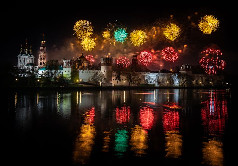 Victory Day salute, Moscow, 2021photo preview