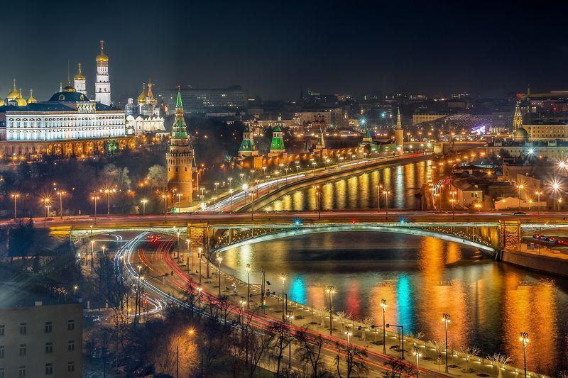 Огни Москвыphoto preview