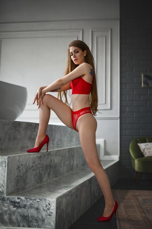 girl, portrait, nude Valeriaphoto preview