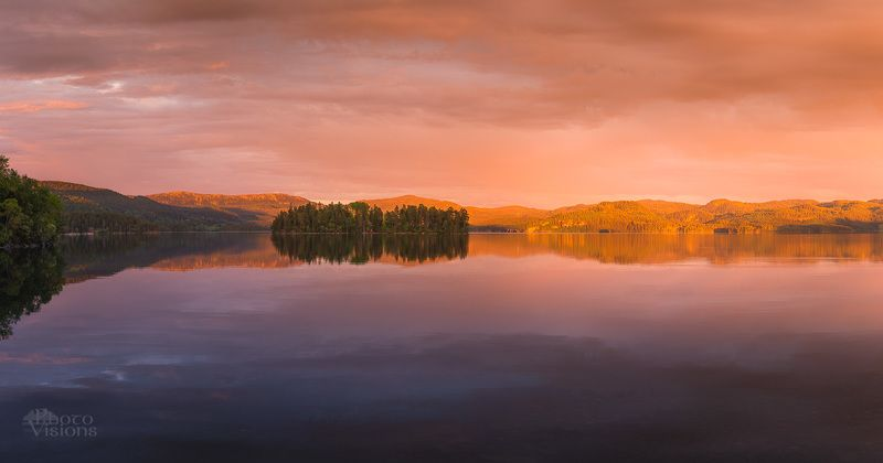 sunset,reflections,panoramic,norway,sky, All about the colorsphoto preview