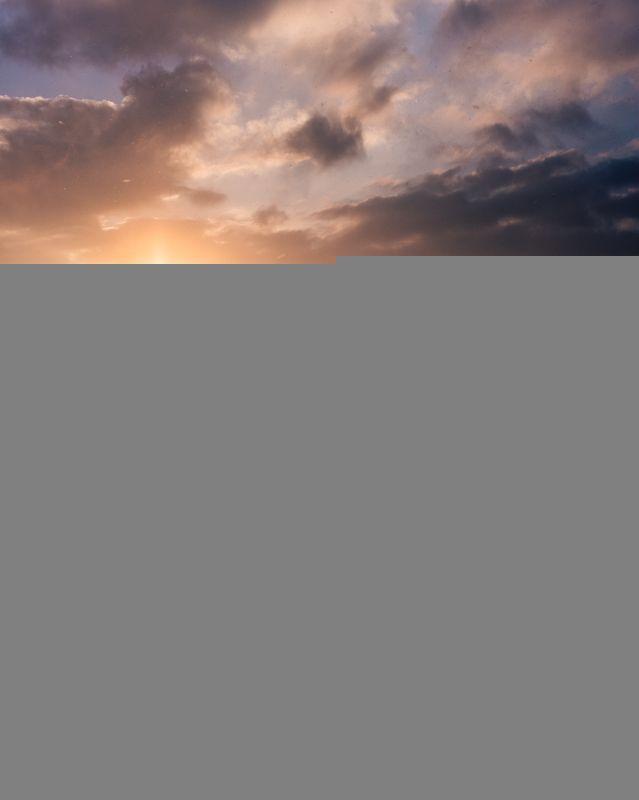 poland, mountains, landscape, żywiec beskids, wielka rycerzowa, mountain hut, bacówka, winter, sunrise, snow, cloudy, sunbeam Zywiec Beskidsphoto preview