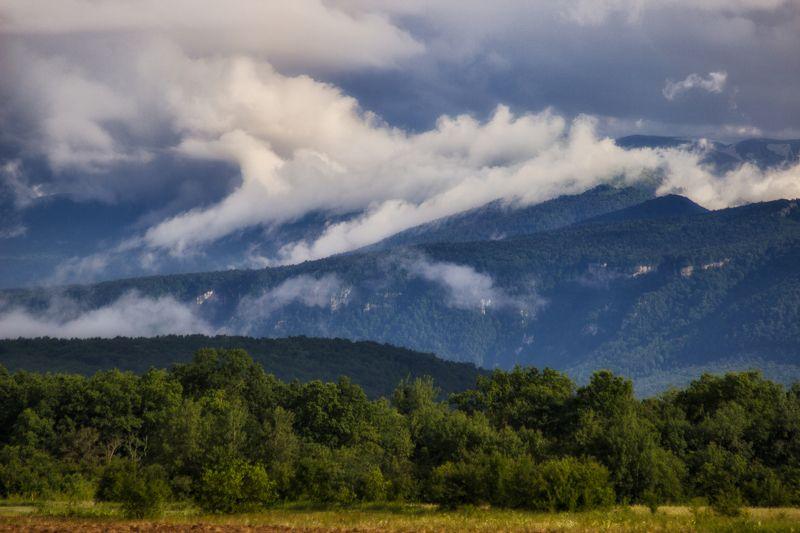Там где рождаются облакаphoto preview