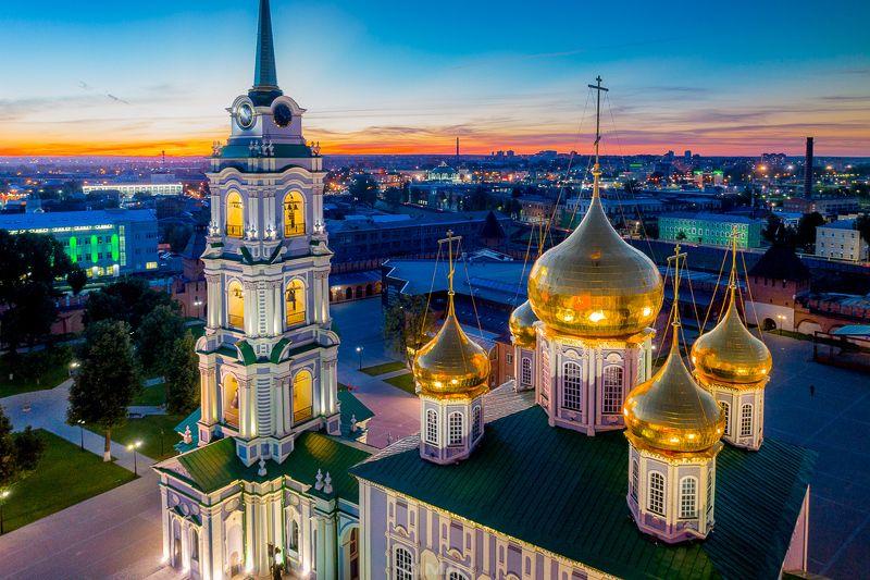 россия Сердце Тульского кремля фото превью