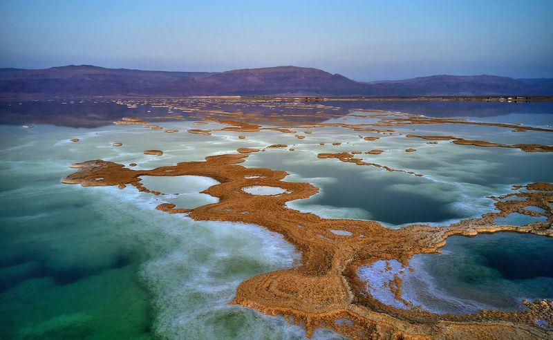 Странные пейзажи Мертвого моря... Странные пейзажи Мертвого моря...photo preview