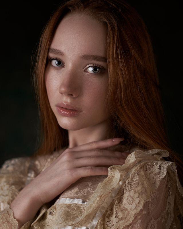 pyzhikphoto, портрет, классика, классический портрет, портрет девушки, женский портрет, portrait, classic, art, красавица Полина фото превью