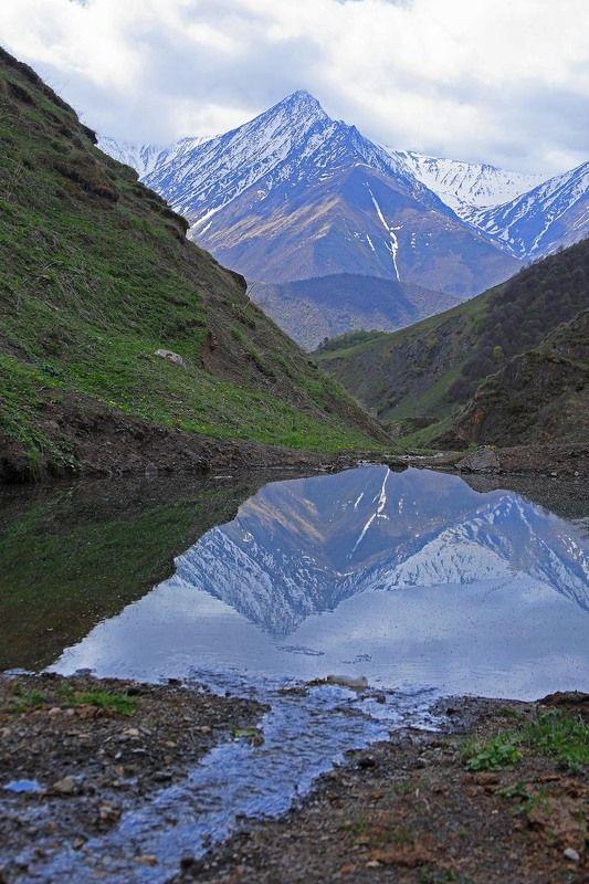 Кавказ, Ингушетия, Джайрах Ущелье у села Гулиphoto preview