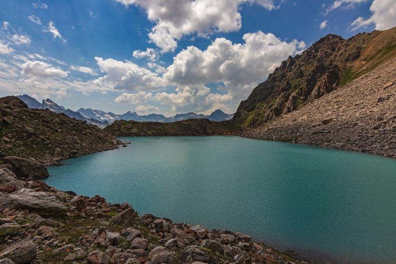 горы, альпинизм, кавказ, ледники mountain lakes...photo preview