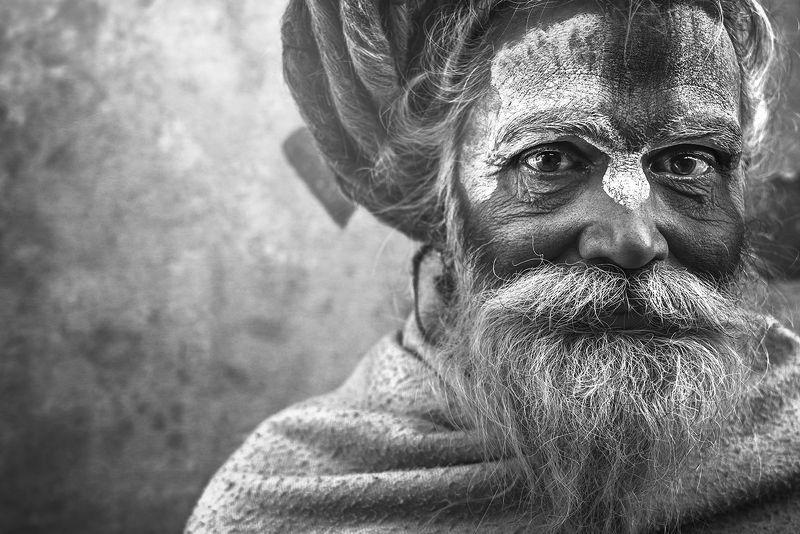 Sadhu Baba, The Holy Men, Pashupatinath Temple Sadhu Babaphoto preview