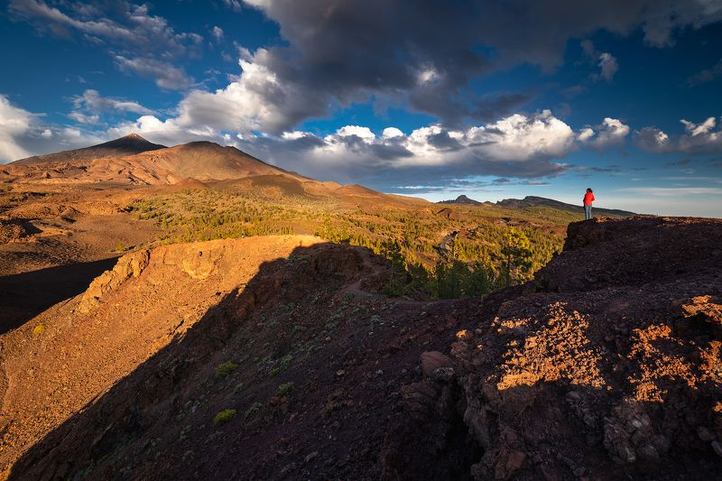 mountains, spring, spain, sunset Evening in the Mountainsphoto preview