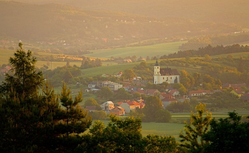 Moravian countrysidephoto preview
