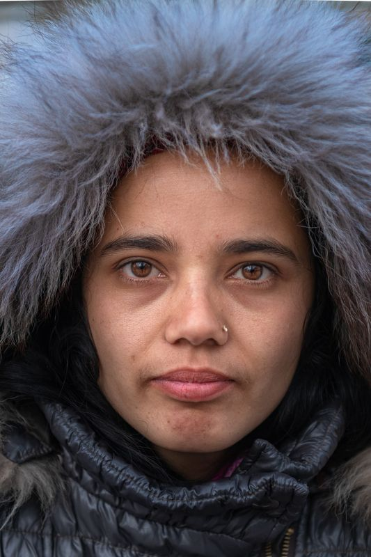 #Portrait #Woman #Nepal  Young dreamsphoto preview