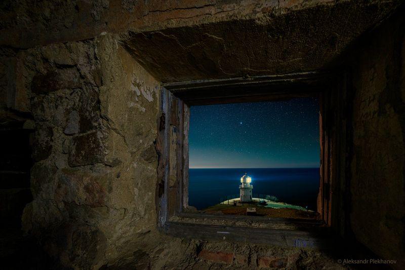 #35photo Ночь на мысе Меганомphoto preview