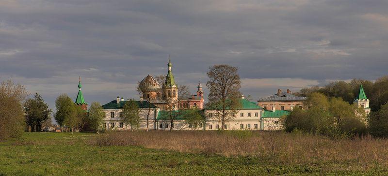 старая ладога Никольский монастырьphoto preview