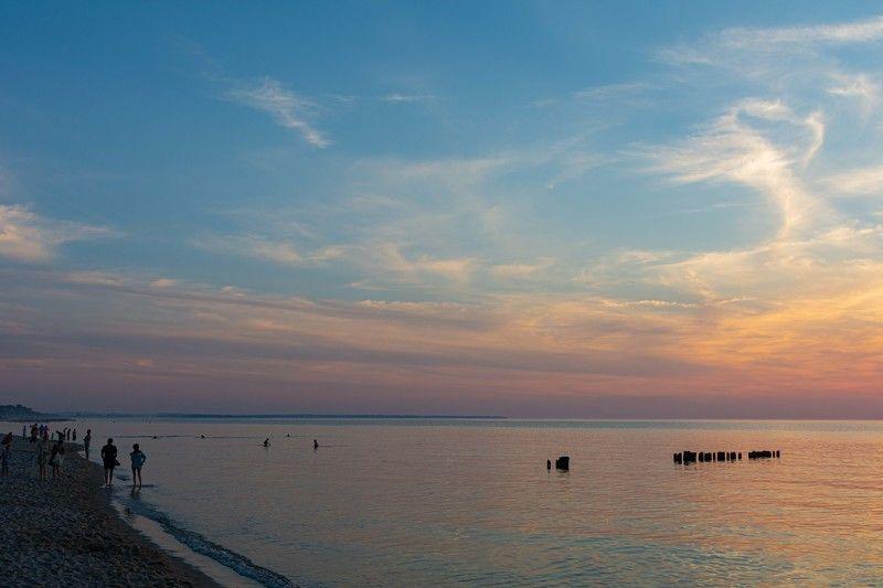Балтийские закаты.photo preview
