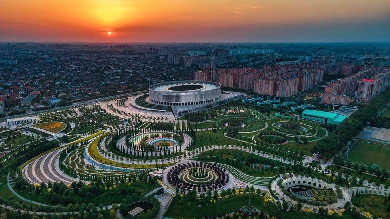 Парк Галицкогоphoto preview