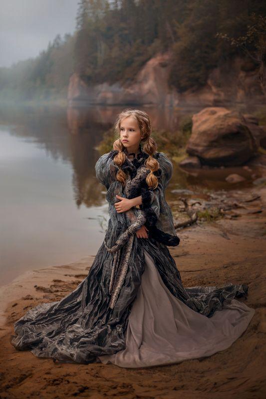aleksei#photoartist#mistress, of, the, river# Mistress of the river.................................photo preview