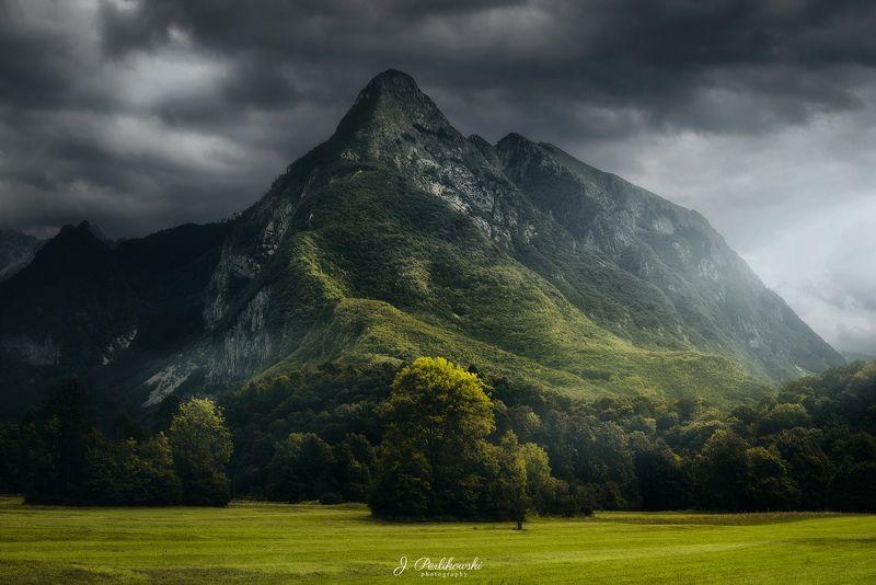 alps, mountains,roam Green Alpsphoto preview