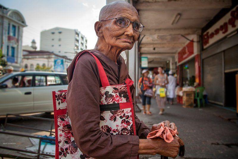 Мьянма. Лица #14-16photo preview