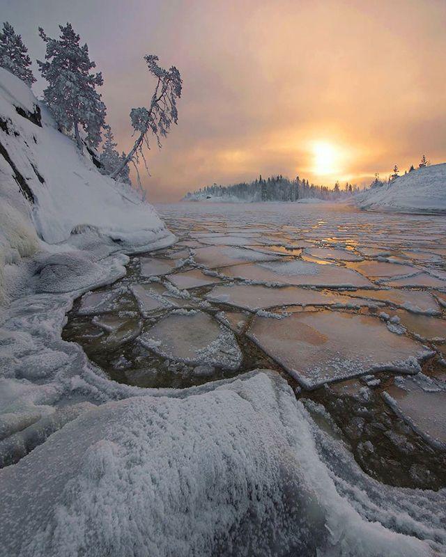 ладога, карелия, шхеры Ледниковый периодphoto preview