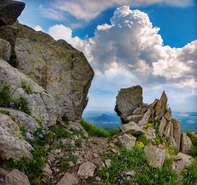 бештау, скалы,природа,пейзаж Ворота Очарованияphoto preview